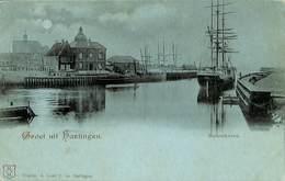 027 588 - CPA - Pays-Bas - Harlingen - Groet Uit Harlingen - Harlingen