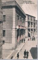 B3573 - Palermo, Petralia Sottana, Corso Paolo Agliata Municipio, Viaggiata 1926 - Palermo