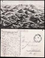 FP64 GERMANY 1914-18 Feldpost. Battlefield In Vogessen. WW1 - Other