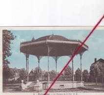 CP 62 -   MOLINGHEM   - Le Kiosque De La Cité G.R. - France