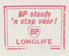 Meter Cover Netherlands 1964 BP - British Petroleum - Sciences