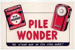 - BUVARD PILE WONDER - - Accumulators