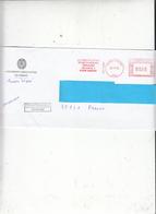 """ITALIA   2004 -  UNIVERSITA' """"CARLO BO"""" - Urbino - Marcofilia - EMA ( Maquina De Huellas A Franquear)"""