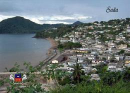 Mayotte Sada Aerial View New Postcard - Mayotte