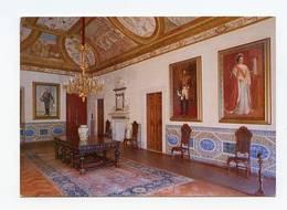 VILA VIÇOSA - Paço Ducal, Sala De Medusa  (2 Scans) - Evora