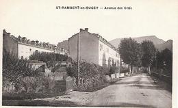 01     Saint-rambert En Bugey     Avenue Des Cités - France