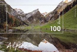 Switzerland 2018 Alpstein Mountains Landscape MNH ** - Vegetables