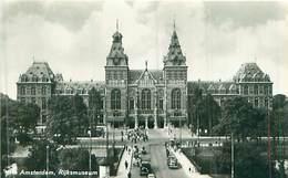 Niederlande -  Amsterdam Rijksmuseum -Ungel.Klebereste - Amsterdam