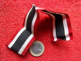 Ruban De Décoration Allemande-15 Cms - 1939-45
