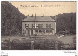 Sint-Genesius-Rode / Rhode St-Genèse - Château Des Sept Fontaines - Kasteel - St-Genesius-Rode