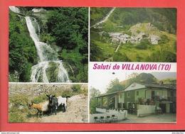 Villanova Canavese (TO) - Non Viaggiata - Autres Villes