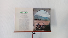 Ancienne Coupure De Presse Automobile Bultaco 125 Lobito Et 250 Matador MK111 - Motos