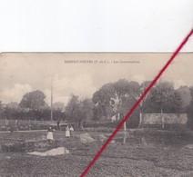 CP 62 -  NORRENT-FONTES  -  Les Cressonnières - France