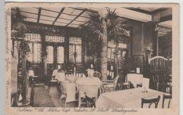 (71465) AK Koblenz, Schloss Café, Wintergarten 1922 - Sin Clasificación