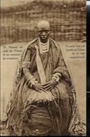 Carte Illustrée Neuve N° 19.  Vue 25: Femme De Chef De L'Urundi En Costume De Réception. - Entiers Postaux