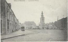MARIEMBOURG : La Grand'Place - TRES RARE VARIANTE - Couvin
