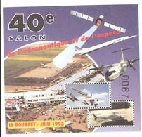 Aviation: 3  Feuillets Et Un FDC - CNEP