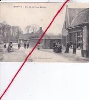 CP 62 -    NORRENT FONTES    -   Rue De La Fosse Rivière - France