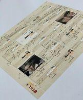 Liban, Lebanon  Lebanon 2020 Beethoven 250th Anniversary Stamp Joint Issue MNH Sheet Ltd 6000 - Líbano