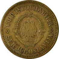 Monnaie, Yougoslavie, 20 Para, 1965, TB+, Laiton, KM:45 - Yougoslavie