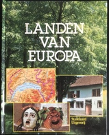 (251) Landen Van Europa - J. Liefrink - 198p. - 1986 - Géographie