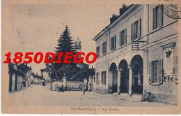 BARBIANELLO - VIA ROMA F/PICCOLO VIAGGIATA  ANIMAZIONE - Pavia