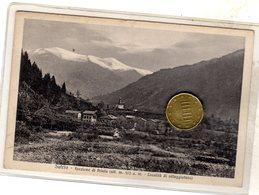 Priola Sutrio Udine Viaggiata 1931 RARA BELLA - Udine
