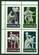 "-Canada- 1989- ""Performing Arts""  MNH (**) - 1952-.... Règne D'Elizabeth II"