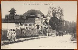CP JUVISY-SUR-ORGE La Descente Du Parc. Commerce Meubles Henri Dessent - Juvisy-sur-Orge