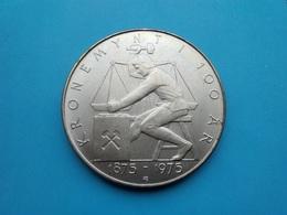 NORVEGE  -  5 Krone  1975  --Spl--    Norge - Noorwegen