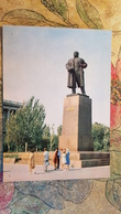 Ukraine  LENIN MONUMENT In MYKOLAYIV - From The Ukrainian Set To His 100 Years Birthday 1969 - Monuments