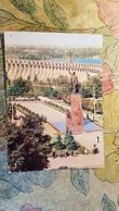 Ukraine  LENIN MONUMENT In ZAPORIJJA - From The Ukrainian Set To His 100 Years Birthday 1969 - Monuments