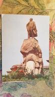 Ukraine  LENIN MONUMENT In PERVOMAISK - From The Ukrainian Set To His 100 Years Birthday 1969 - Monuments