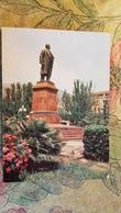 Ukraine  LENIN MONUMENT In YALTA - From The Ukrainian Set To His 100 Years Birthday 1969 - Monuments