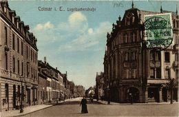 CPA AK Colmar I. E. - Logelbacherstrasse (740133) - Colmar