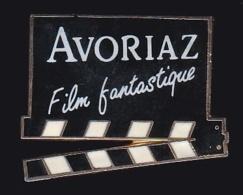 65143-Pin's.Avoriaz.Cinema. - Cine