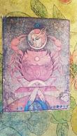 Stanisevski  Zodiac   - CANCER - Old Soviet Postcard - - 1984 - - Astrology