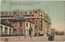 Courbevoie - Boulevard De La Mission Marchand - Courbevoie