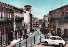 Cartolina Di Mistretta ( Messina ) Via Libertà - Messina