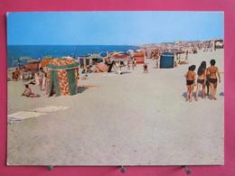 Visuel Très Peu Courant - Italie - Sardaigne - Platamona - La Spiaggia - Recto Verso - Italia