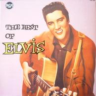 ELVIS PRESLEY - 25 Cm - 33T - Disque Vinyle - The Best Of Elvis - 130250 - Vinyl-Schallplatten