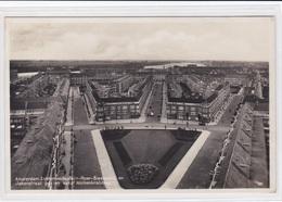 Amsterdam Z Merwedeplein Roer- Biesbosch En Jekerstraat Gezien Vanaf Wolkenkrabber # 1934    2177 - Amsterdam