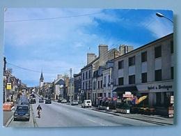 PRÉ-en-PAIL — La Rue Aristide-Briand - Pre En Pail