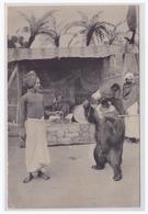 Indien (004539) AK Gustav Hagenbeck`s Größte Indische Völkerschau Der Welt, Ungebraucht - India