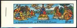 ANGUILLA (1979) Elephants. Booklet. Scott Nos 359-64. - Anguilla (1968-...)