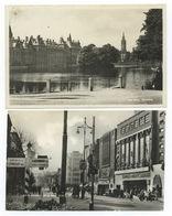 2x Den Haag Vijverberg + Spui Met Gebouw V & D 1960 Postkarte Ansichtskarte - Den Haag ('s-Gravenhage)
