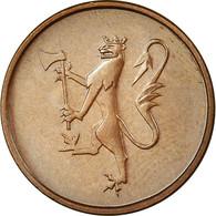 Monnaie, Norvège, Olav V, 5 Öre, 1974, SPL, Bronze, KM:415 - Norvegia