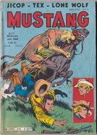 MUSTANG 75. Juin 1982 - Mustang