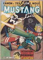 MUSTANG 86. Mai 1983 - Mustang