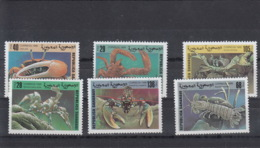 Sahara RSAD Michel Cat.No. Mnh/** Issued 1999 Set + Sheet Crabs - Sonstige - Afrika